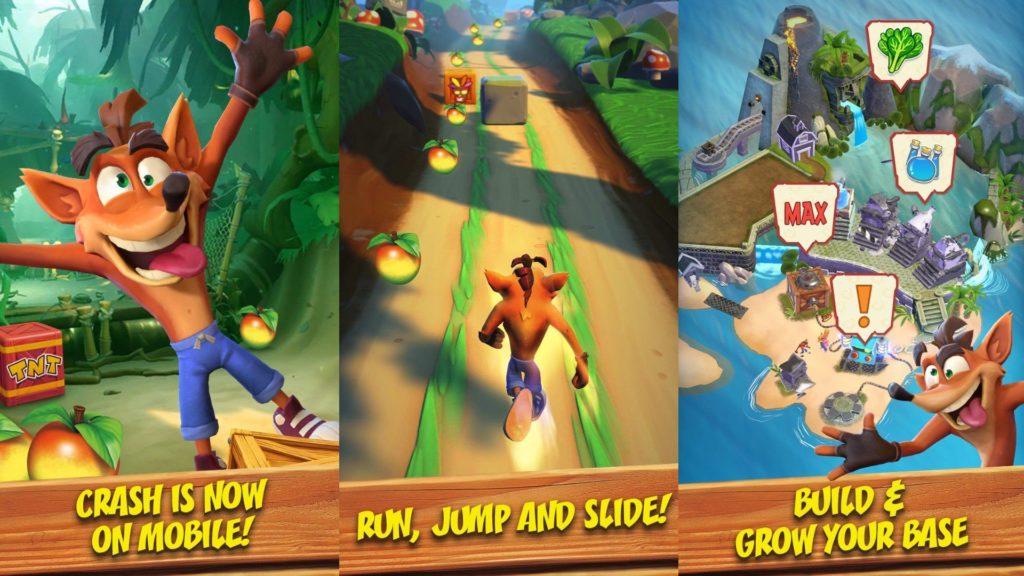 Crash Bandicoot: On the Run será lançado para celulares em breve ...